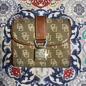Dooney & Bourke Compact Wallet